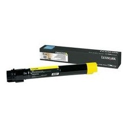 Toner comaptible Lexmark C950X2YG Amarillo