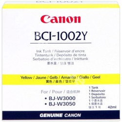 TINTA COMPATIBLE CANON BCI-1002 YELLOW