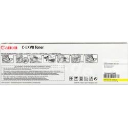 TONER COMPATIBLE CANON C-EXV8 YELLOW