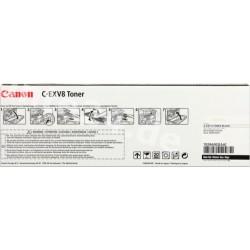 TONER COMPATIBLE CANON C-EXV8 BLACK