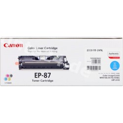 TONER COMPATIBLE CANON 7433A003 EP-87C CYAN