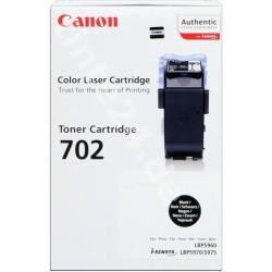 TONER COMPATIBLE CANON 702 9645A004 BLACK