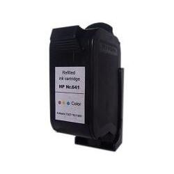 Cartucho de tinta compatible con HP 51641A Tricolor Nª 41