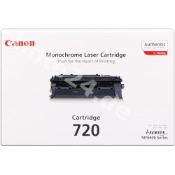 TONER COMPATIBLE CANON 720 2617B002 black