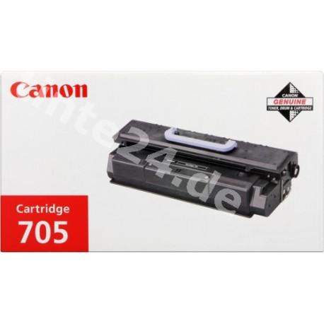 TONER COMPATIBLE CANON 705 0265B002 negro