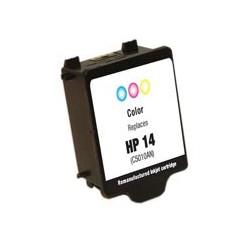 Cartucho de tinta compatible con HP C5010A Tricolor N14