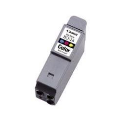 Cartucho de tinta compatible con Canon CBI24C Tricolor