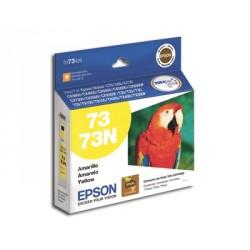 TINTA COMPATIBLE EPSON T0734 AMARILLO