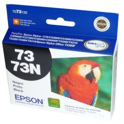 TINTA COMPATIBLE EPSON T0731 BLACK