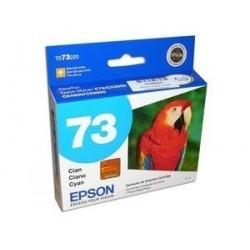 TINTA COMPATIBLE EPSON T0732 CYAN