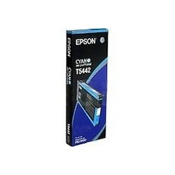 TINTA COMPATIBLE EPSON C13T544200 T544200 CYAN