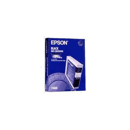 TINTA COMPATIBLE EPSON T460011 C13T460011 NEGRO