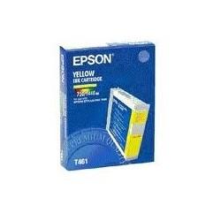 TINTA COMPATIBLE EPSON T461011 AMARILLO