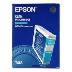 TINTA COMPATIBLE EPSON T463011 C13T463011 CYAN