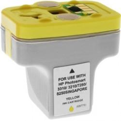 Cartucho de tinta compatible con HP C8773E Yellow N363