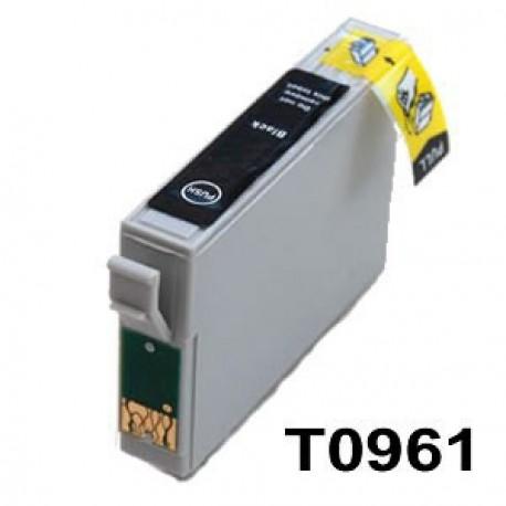 TINTA COMPATIBLE EPSON T0961 C13T09614010 NEGRO FOTO