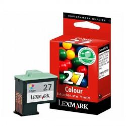 Cartucho de tinta compatible Lexmark 10NX227E 27