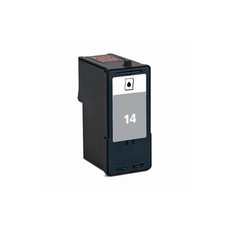 TINTA COMPATIBLE LEXMARK 14 18C2090E schwarz