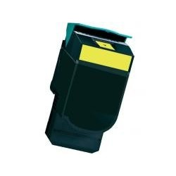 TONER COMPATIBLE LEXMARK C540H1 YELLOW
