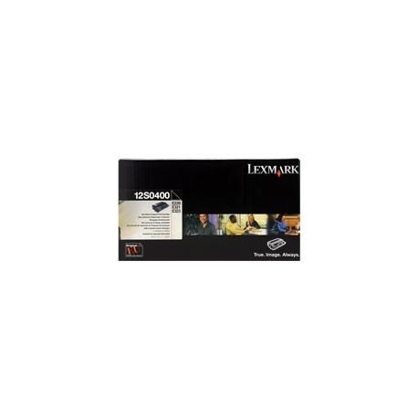 TONER COMPATIBLE LEXMARK 12S0400