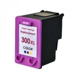 Cartucho de tinta compatible con HP N300XL Tricolor 15 ML