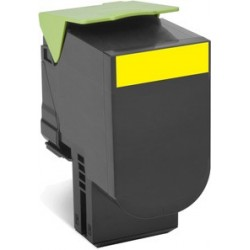 TONER COMPATIBLE LEXMARK 702HY YELLOW 70C2HY0
