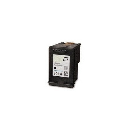 Cartucho de tinta compatible con HP CC654A N901XL Black (18 ML)