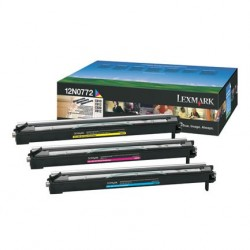 TAMBOR COMPATIBLE LEXMARK 12N0772 COLOR