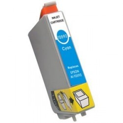 TINTA COMPATIBLE EPSON T0592 CYAN C13T05924010