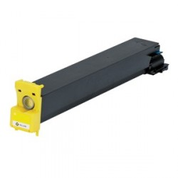 TONER COMPATIBLE DEVELOP ineo-250 TN210Y 8938510 AMARILLO 12.000PG