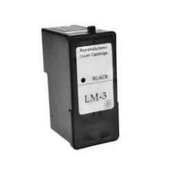 TINTA COMPATIBLE LEXMARK 3 NEGRO 18C1530E 21.ML