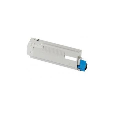 Toner compatible Oki C5950 C5850 MC560 43865721 Yellow (6.000 paginas)