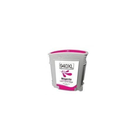 Cartucho de tinta compatible con HP C4908A CHIP N 940XL Magenta (28ML)