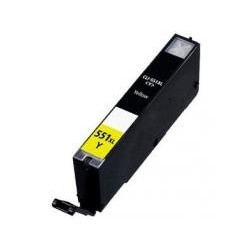 TINTA COMPATIBLE CANON CLI551 YELLOW