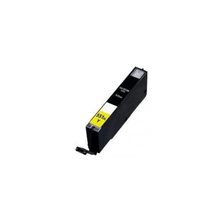 TINTA COMPATIBLE CANON CLI551 YELLOW