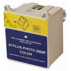 Tinta Compatible EPSON T016401 Tricolor