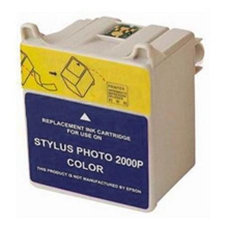 Cartucho de tinta compatible con Epson T016401 Tricolor