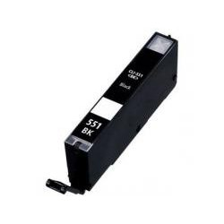 TINTA COMPATIBLE CANON CLI551XL BLACK 13ML
