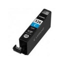 Cartucho de tinta compatible con Canon CLI526C Cyan (9 ML)