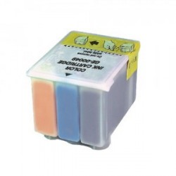 Cartucho de tinta compatible con Epson S020049 Color