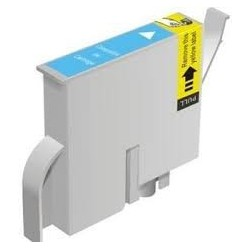 Cartucho de tinta compatible con Epson T034540 Light Cyan