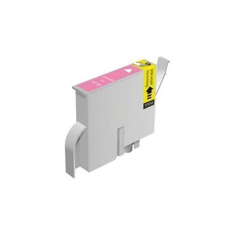 Cartucho de tinta compatible con Epson T034640 Light Magenta