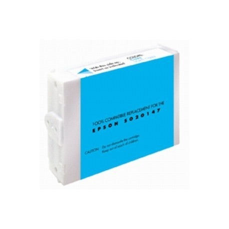 Cartucho de tinta compatible con Epson S020147 Light Cyan