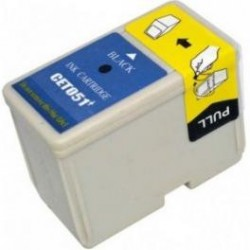 Cartucho de tinta compatible con Epson T051 Black 25.2ML