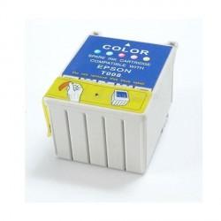 TINTA COMPATIBLE EPSON T008 5 COLORES CALIDAD PREMIUM 32ML