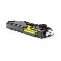 TONER COMPATIBLE DELL C3760/C3765DNF AMARILLO 9.000 PAGINAS