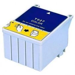 Cartucho de tinta compatible con Epson T027401 Tricolor