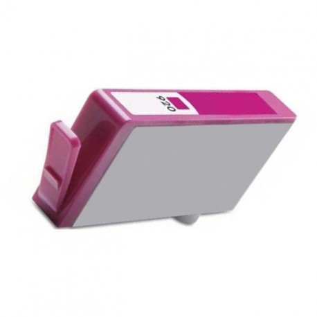 Cartucho de tinta compatible con HP Officejet 6000 -CD973AE N 920XL MAGENTA (12 ML)