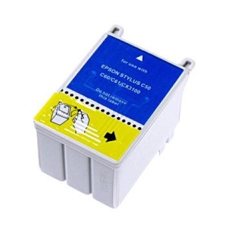 Cartucho de tinta compatible con Epson T029401 Tricolor