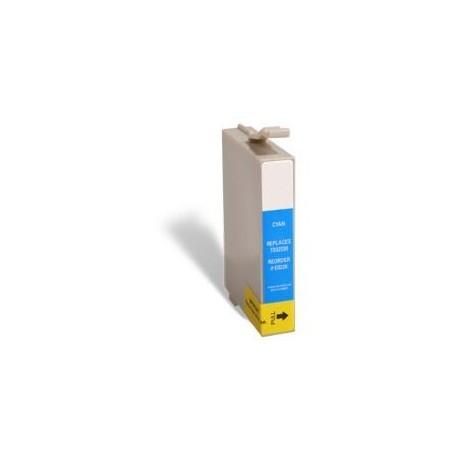 Cartucho de tinta compatible con Epson T032240 Cyan